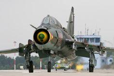 "Polish Air Force Sukhoi Su-22 ""Fitter""."
