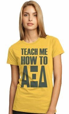 Teach Me How to Alpha Xi Delta