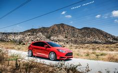 Blaque Diamond BD-3 | 2014 Ford Focus ST3