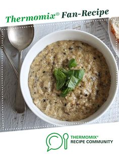 Recipe Mushroom quinotto by Thermomix in Australia - Recipe of category Main dishes - vegetarian Stuffed Mushrooms, Stuffed Peppers, Recipe Community, Food N, Serving Dishes, Recipe Of The Day, Quick Meals, Main Dishes, Vegetarian Recipes