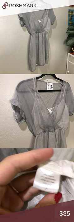 12th ST CYNTHIA VINCENT XS SILK DRESS FOR BARNEYS Beautiful silk dress Cynthia Vincent Dresses