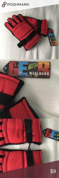 Gloves Coming soon Marlboro Accessories Gloves & Mittens