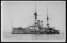HMS Russell was steaming off Malta early on the morning of 27th April 1916 when she struck two sea mines that had been laid by the German submarine U-73.