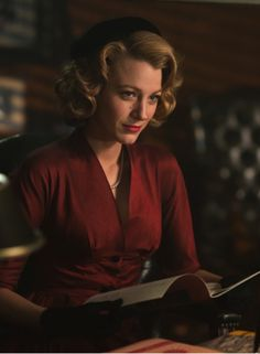 Beauty inspiration from Blake Lively in The Age of Adaline