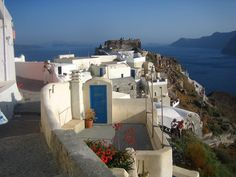 Greece~ If you know me then you know Greece is number 1 on my list of places to visit :)