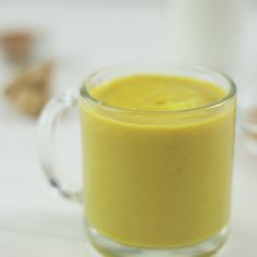 Golden Milk, is amazingly beneficial towards digestion, immune function, liver health and even possible protection from cancer! Plus, made with coconut milk, honey and cinnamon - it's damn delicious!