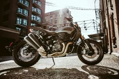 New 2020 FTR Rally Combines Retro Styling with Modern Performance Indian Motorcycle, America's First Motorcycle Company, today announced the introduction Motorcycle Companies, Motorcycle News, Smoke Painting, Street Performance, Commute To Work, New Tank, Street Tracker, New Engine, Black Smoke