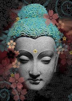 My Tiny Buddha - Feed the spirit & Inspire the mind Gautama Buddha, Buddha Buddhism, Buddhist Art, Buddha Kunst, Buddha Zen, Buddha Peace, Buddha Tattoos, Buddha Sculpture, Buddha Painting
