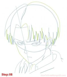 Let& draw Levi Ackerman from Shingeki no Kyogin AKA Attack on Titan today. Levi is the leader of Survey Corps and probably the strongest human soldier. Thanks a lot to Azuu, PantiesYohohoho and Giovanna Vargas for request. Anime Drawings Sketches, Anime Couples Drawings, Manga Drawing, Levi X Eren, Levi Ackerman, Drawing Lessons, Drawing Tips, Attack On Titan Meme, Animation Process
