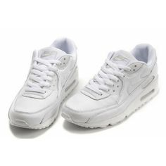 new concept 8d893 644d0 Air Max 90 Essential - Branco. Running Shoes NikeJogging ...