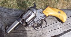 Soapy Smith's Colt 'Lightning' Storekeeper's Model Double Action Revolver