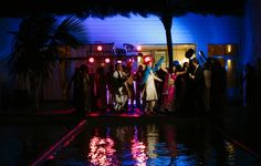 party on the dance floor #destinationwedding #rivieramayawedding