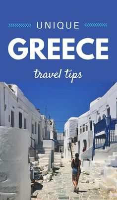 Secret Greece Travel Tips For A Refreshingly Unique Experience – As Told By A Local #TravelTips #TravelTribe