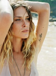 imi loa tattoo Erin Wasson - (hawaiian meaning exploration driven by a sense of wonder and imagination