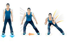 Ramp up your fitness with these quick interval routines.