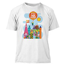 D23 Fanniversary ''it's a small world'' Tee for Men - Customizable