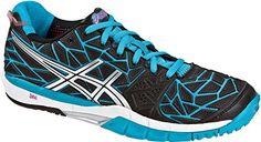 Asics Gel-Fireblast Black / Lightning / Ocean Blue - Chaussures asics (*Partner-Link)