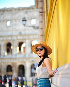 Rome, Bucket Hat, Photoshoot, Hats, Fashion, Moda, Bob, Photo Shoot, Hat