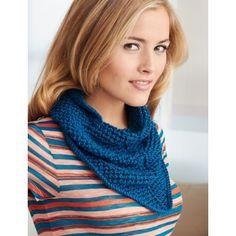 Free Easy Women's Scarf Knit Pattern