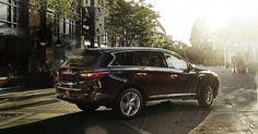 Discover the 2014 Infiniti QX60, the versatile luxury crossover.