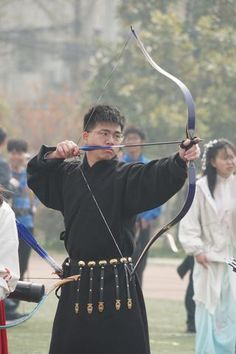 2019 Anhui Province Chinese Traditional Archery Competition (Huainan s – ArcheryMax Archery Tips, Archery Arrows, Bow Arrows, Traditional Bow, Traditional Archery, Turkish Bow, Archery Competition, Dunhuang, Action Poses