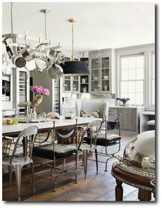 Kitchen ~ House of Windsor Smith