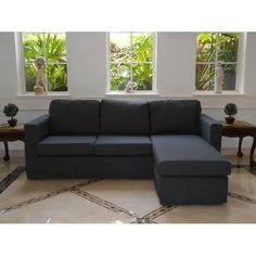 Found it at Wayfair - Luella Reversible Chaise Sectional