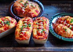 It Cosmetics Cc Cream, Asian Recipes, Ethnic Recipes, Hawaiian Pizza, Food Menu, Vegetable Pizza, Baked Goods, Baking Recipes, Bakery