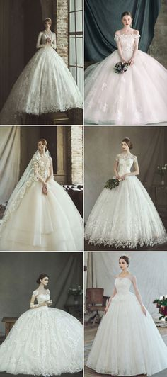 Make a Romantic Regal Statement! 28 Princess-Worthy Wedding Gowns You'll Love!