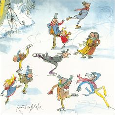 Quentin Blake - awesome