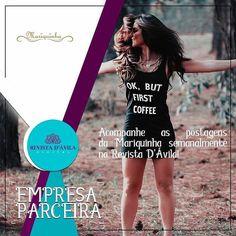 Acompanhem as novidades da Mariquinha Store na Revista D'Ávila!  http://ift.tt/1UOAUiP