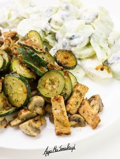 Snack Recipes, Cooking Recipes, Healthy Recipes, Snacks, Yummy Eats, Vegan Gluten Free, Zucchini, Food Porn, Food And Drink