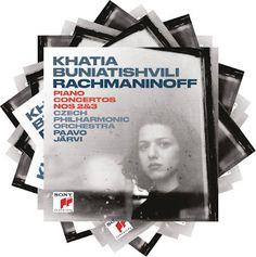 Khatia Buniatishvili  Rachmaninoff. Piano Concerto Nos 2 & 3    Czech Philharmonic Orchestra  Paavo Järvi    Sony, 2017