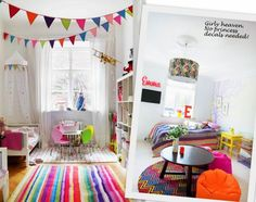 Cheerful and bright!