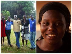 Wakiso Development Initiative: Restoration Home Staff: Fatumah Mirembe, Care Taker