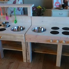Mud Kitchens now available