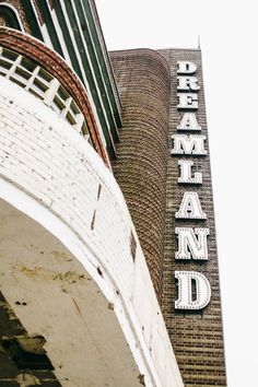 Dreamland, Margate.  Not a bed shop.... this is where you go to have fun....  Not that you can't have fun in a bed shop....!