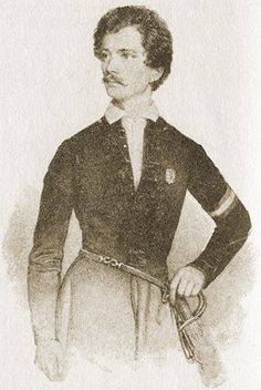 Petőfi Sándor (1848)--poet