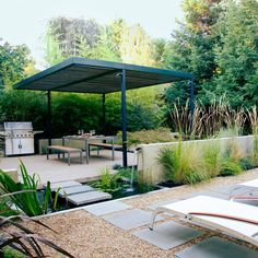 The ultimate outdoor living space - Small Backyard Design Ideas - Sunset
