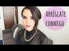 ▶ MAQUILLAJE + PEINADO ( OCASIÓN ESPECIAL) ♥Yuya - YouTube