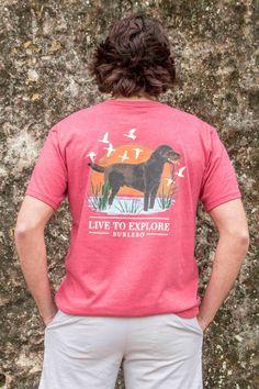 BURLEBO: Live to Explore