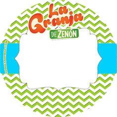 Candy Bar de La Granja de Zenon con Descarga Gratis | Todo Candy Bar Baby Birthday, Decoupage, Printables, Baby Shower, Bar, Ideas, Adhesive, Farmhouse Decor, Fiesta Invitations