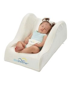 Ensure a cozy sleep for Baby with this supersoft foam piece that features high sides to prevent rolling. 18'' W x 12'' H x 30'' DCover: 100% polyesterInsert: foam / polypropylene frameCover: machine washableImported