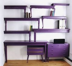 decor, coffee tables, upcycle bookshelves, wall shelving, craftsew tabl, end tables, desk, home offices, craft rooms