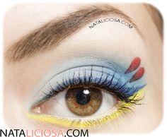 Maquillaje inspirado en Blancanieves // Snow White inspired makeup