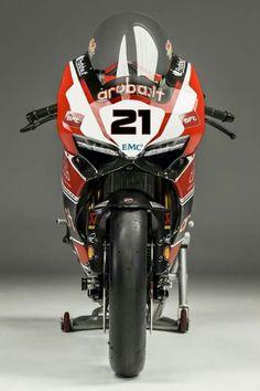 Ducati panigale #SBK 2015 Troy Bayliss