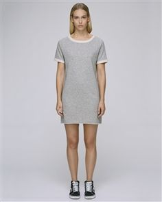Stella Tenders Raglan short sleeves dress - Tunetoo #stanleystella #dress #tunetoo #print #design #organic #organiccotton