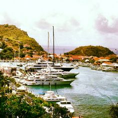 Windstar Cruises in the Caribbean (St.Barts) http://www.windstarcruises.com/blog/