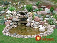 Chcete v záhrade skalku? 35 prekrásnych nápadov, ktoré určite oceníte! Rock Garden Design, Stepping Stones, Outdoor Decor, Home Decor, Homemade Home Decor, Decoration Home, Interior Decorating