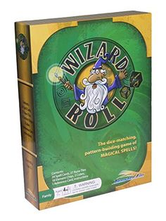 Wizard Roll  The Educational Dice Matching Pattern Building Family Game for Kids and Adults Ages 7  Up *** Check out this great product. Note:It is Affiliate Link to Amazon.